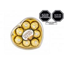 Bombones FERRERO ROCHER Chocolate y Avellanas Caja 100g
