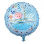 Globos de baby shower it's a boy