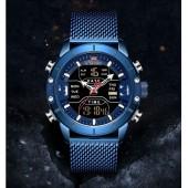 Naviforce Reloj Ejecutivo Elegante - Acero Inoxidable