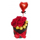 Box de Chocolates y Rosas