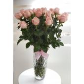 Florero con Rosas Rosas