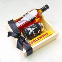 Gift Box Johnnie Walker - Black Label