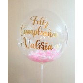 Globo Burbuja Personalizado