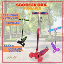 El Mejor Scooter para Niños